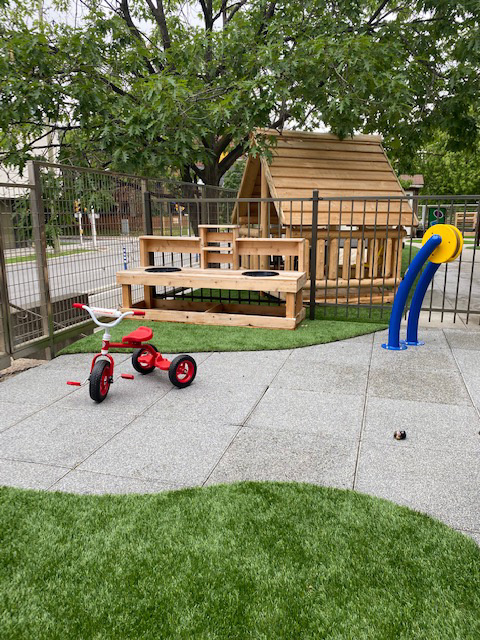 Taggart Y | Outdoor play space
